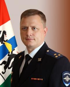 Путин назначил главного следователя новосибирской полиции
