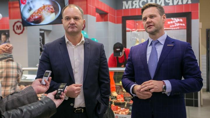 В Красноярске открылся «магазин в магазине»: «Мясничий» зашел в «Командор»