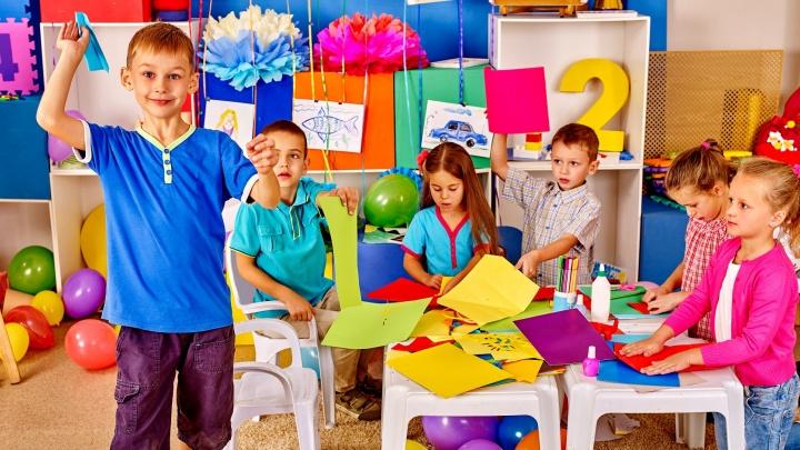 Новосибирцам предложили альтернативу очереди в муниципальный детский сад