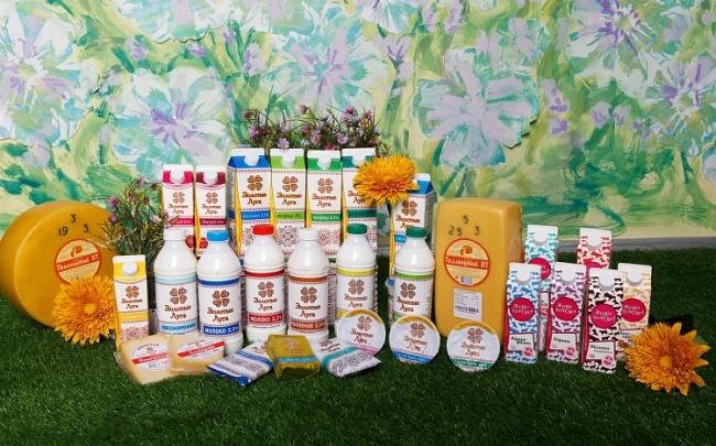 Производителя молока наградили золотой медалью за высокое качество продукции