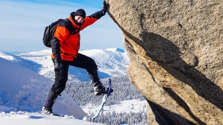 Красноярский клуб альпинистов приглашает всех желающих провести выходные23–26 февраляактивно
