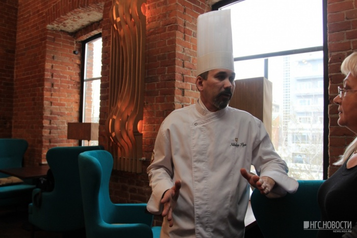 Шеф-повар Николай Ильин настроен категорически против гаджетов у себя в заведении