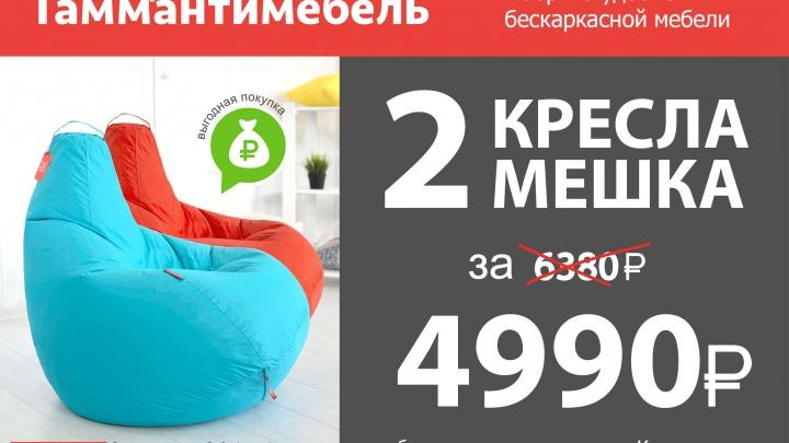 Уникальное новогоднее предложение от фабрики «Тамм'антимебель»!