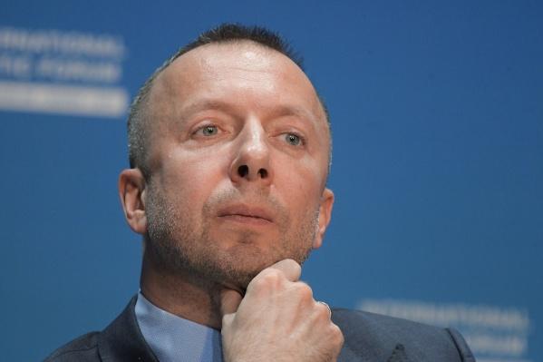 Дмитрий Босов намерен заняться добычейвысококачественного антрацита на Таймыре<br>