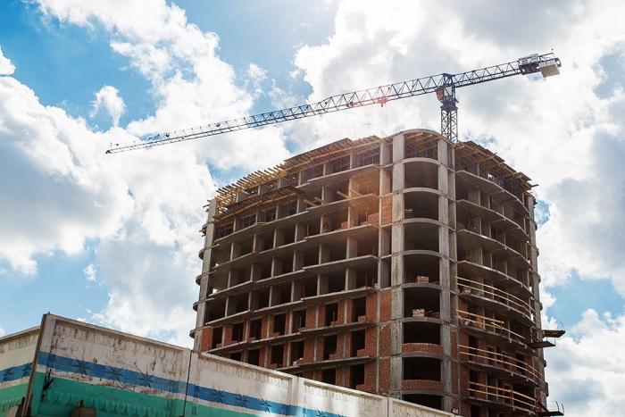 В I квартале 2017 года в Новосибирске сдали 2,4 тыс. квартир