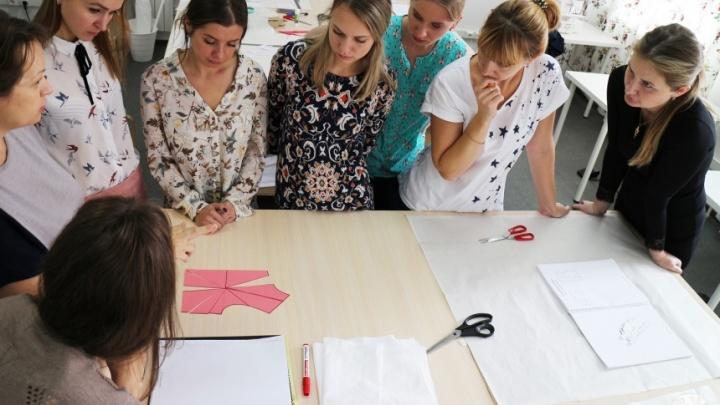 Профессионалы студии MOYA научат шить любого