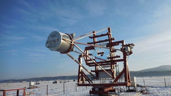 Новосибирские физики установят на Байкале детекторы для изучения Крабовидной туманности