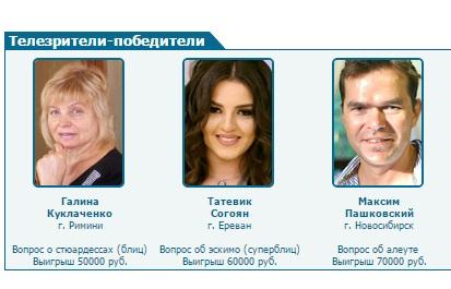 Повар из Новосибирска выиграл у знатоков «Что? Где? Когда?» 70 тысяч (фото)
