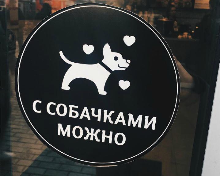 В кондитерские Kuzina позвали посетителей с собаками (фото)