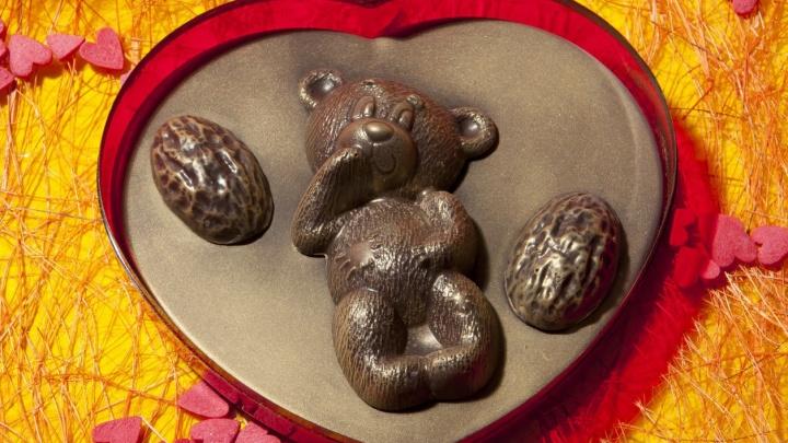 Детская школа шоколатье будет работать на Рождественской ярмарке