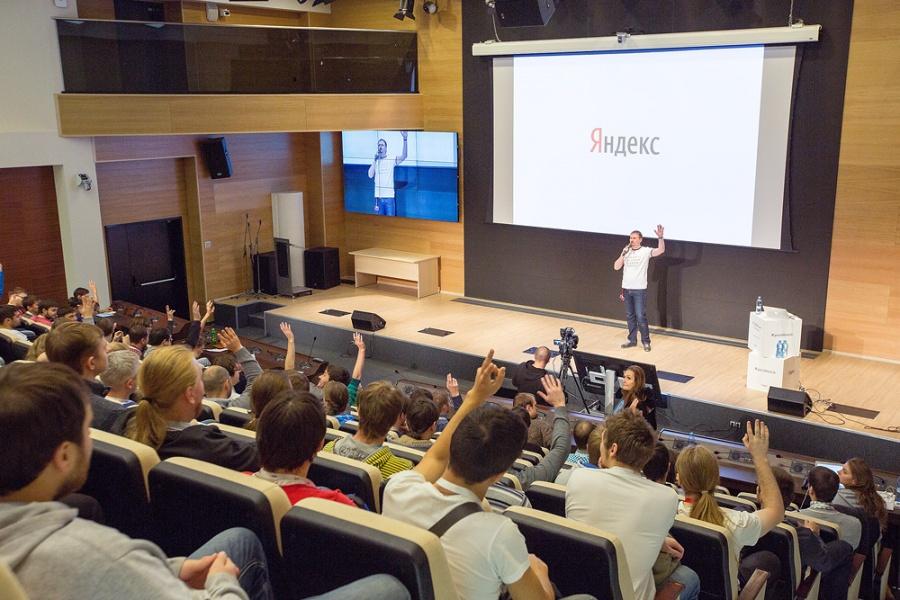 «Яндекс» пришёл вНовосибирск запрограммистами