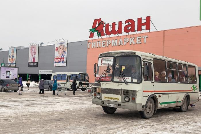 Автобус от «МЕГИ» пустили до автовокзала и «Матрешкиного двора» (схема)