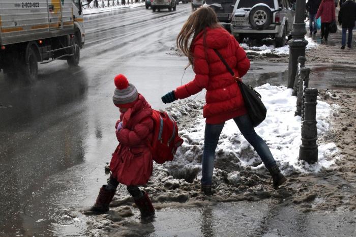 У новосибирских школьников начались весенние каникулы
