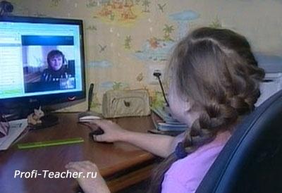 Школьники стали чаще выбирать занятия математикой с репетитором по скайпу