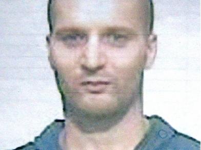 Сбежавший подсудимый Дмитрий Попов