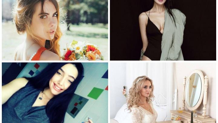 Четыре красавицы из Новосибирска прошли в финал конкурса «Мисс Шерегеш»