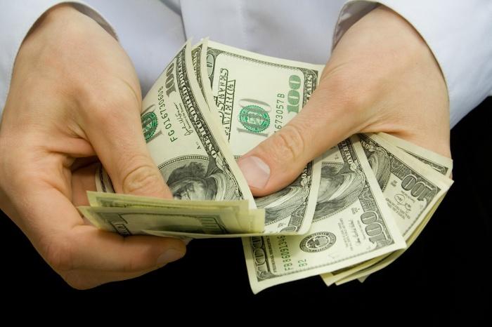 Доллар скатился до показателей июля 2015 года