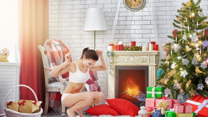 Новосибирцам предложили экспресс-программы коррекции фигуры к Новому году