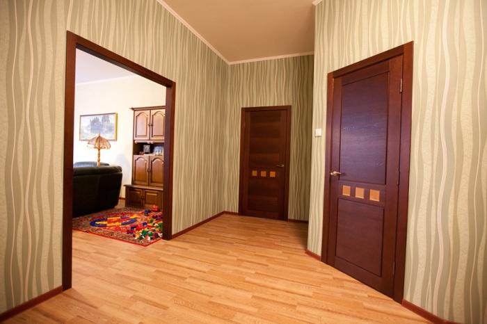 Какие двери выбрать для гостиной?