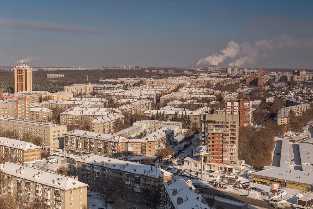 Комнаты в общежитиях Новосибирска за 7 месяцев подешевели на  4,6 %