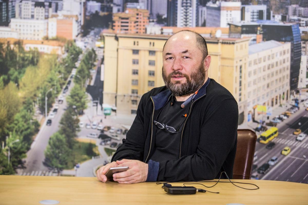 Режиссер Тимур Бекмамбетов отвечает на вопросы читателей НГС (прямой эфир)