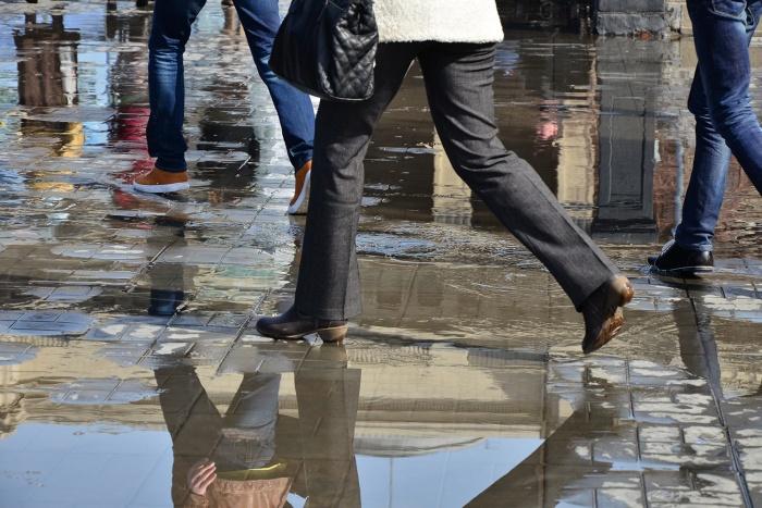 В Новосибирске тепло сменят дожди