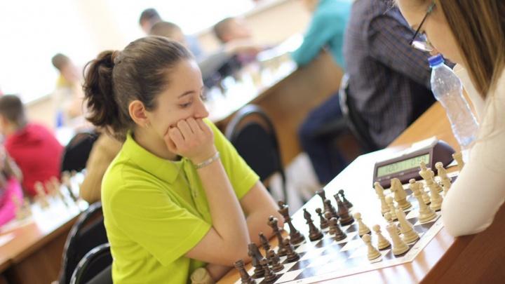 Девочка из Новосибирска обыграла всех сверстников на первенстве России по быстрым шахматам