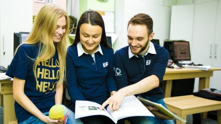 Открытые уроки в EF English First: приглашены все!