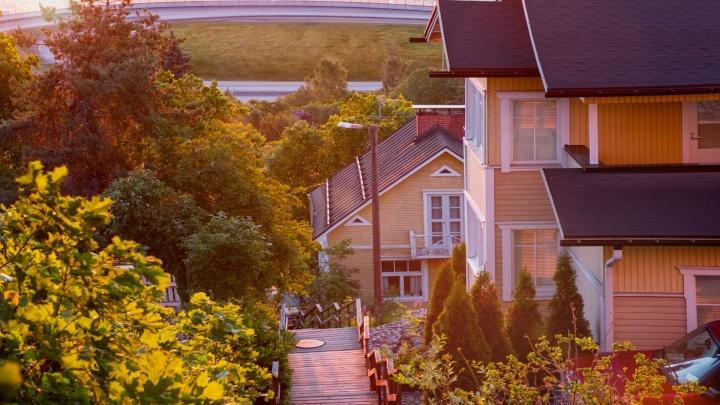 Загородный дом: сезон строительства открыт