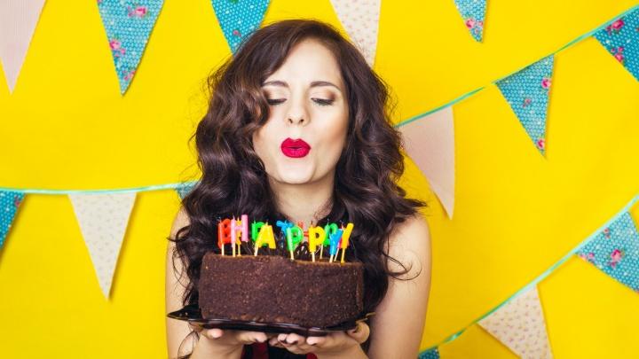 Новосибирцы рассказали, где отмечают дни рождения и что из этого выходит