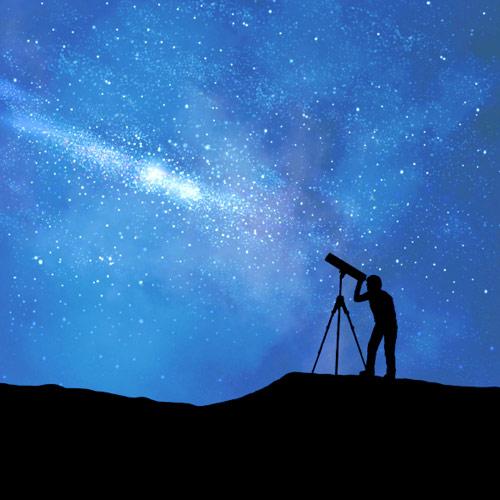Москвичи смогут наблюдать звездный дождь ранним утром 6мая