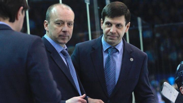 Стало известно имя нового главного тренера ХК «Сибирь»