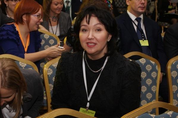 Наталия Филёва впервые вошла в топ-200 богатейших бизнесменов России