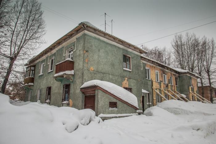 Дом  № 9  на ул. Обогатительной