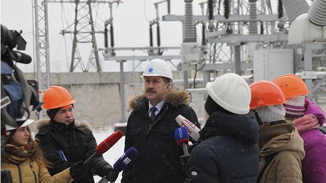 Красноярские журналисты представили на конкурс материалы об энергетике