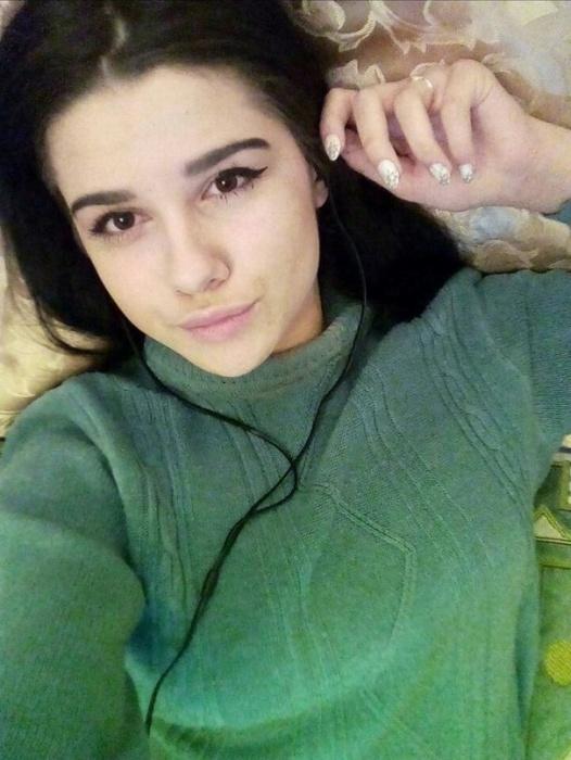 14-летняя Анастасия Мотыль