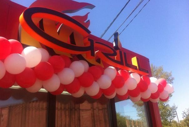Вкусные бургеры и шаурма от MGrill теперь и на Троллейке!