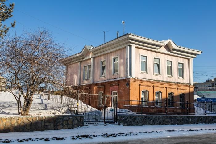 Офис купца Едельштейна