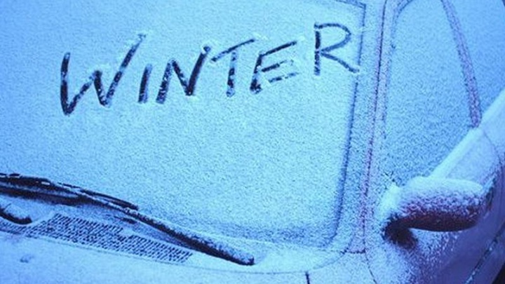 Зима, механик торжествует