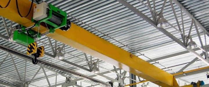 Монтаж, ремонт и техническое обслуживание кран-балок, тельферов, электрических талей в Новосибирске и НСО
