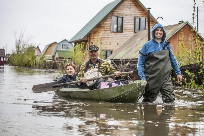 В Новосибирской области объявили режим ЧС