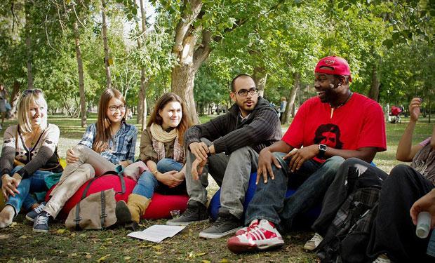 BigAppleSchool предложил эффективный способ освоения английского