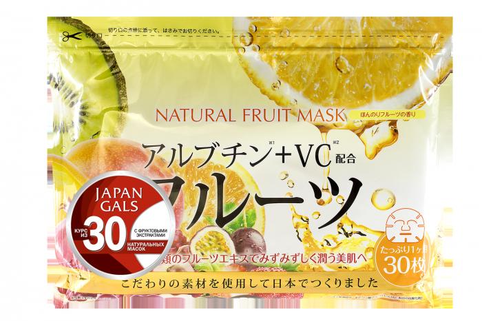Японские тканевые маски помогут сэкономить деньги на уходе за кожей