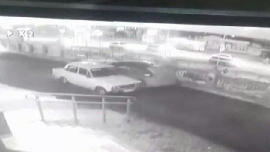 ВКрасноярске схвачен подозреваемый вубийстве бизнесмена у«Взлётки Плаза»