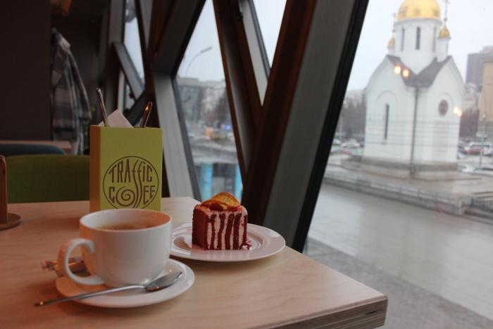 Новая кофейня открылась в бизнес-центре «Айсберг»