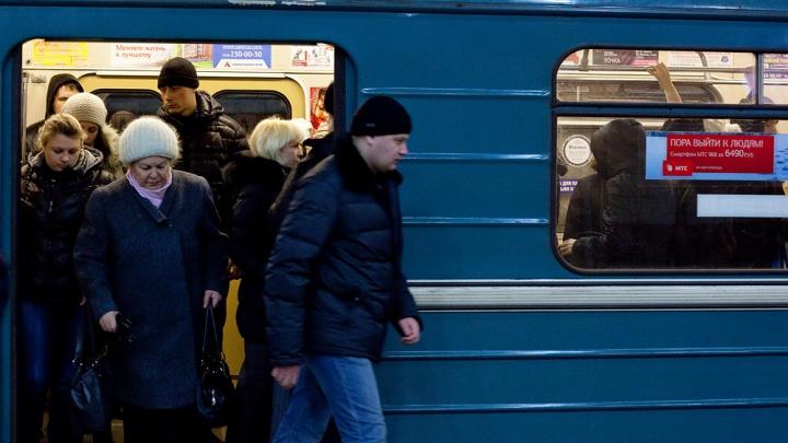 В петербуржской подземке прогремел взрыв