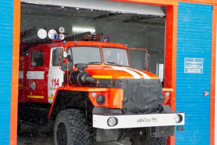 Помощь ребенку оказали до приезда пожарных