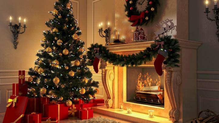 Подарки можно класть не только под елку — новогодние скидки на камины от компании «Водолей»
