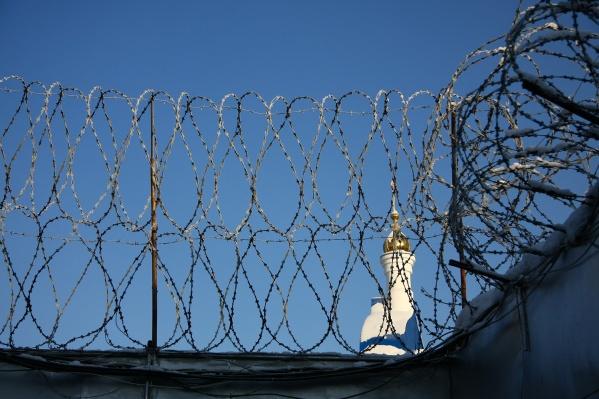 Информация о бунте заключенных появилась вчера