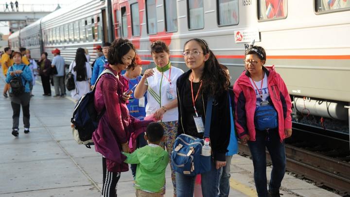 Поток китайских туристов в Новосибирск за год вырос в 4 раза